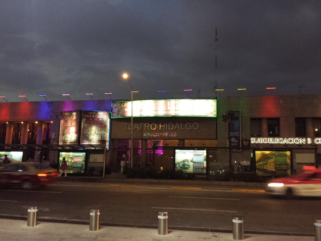 [멕시코] 2016년도 마지막 밤