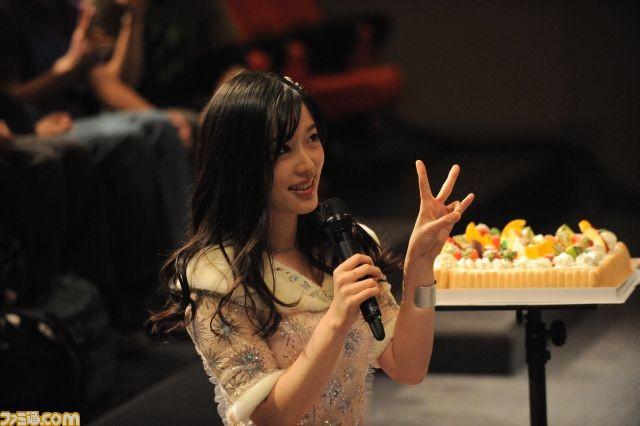 성우 하라 유미씨의 생일 기념 이벤트 리포트 사진 몇장