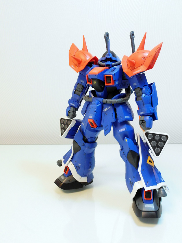 [RE] MS-08TX EFREET Custom - Bandai 1/100