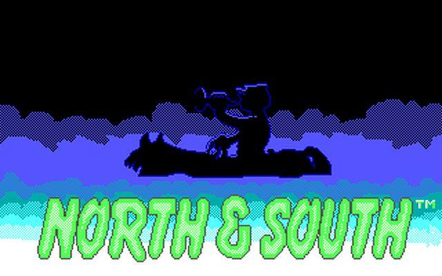 [DOS] 노스 & 사우스 (North & South.1989)