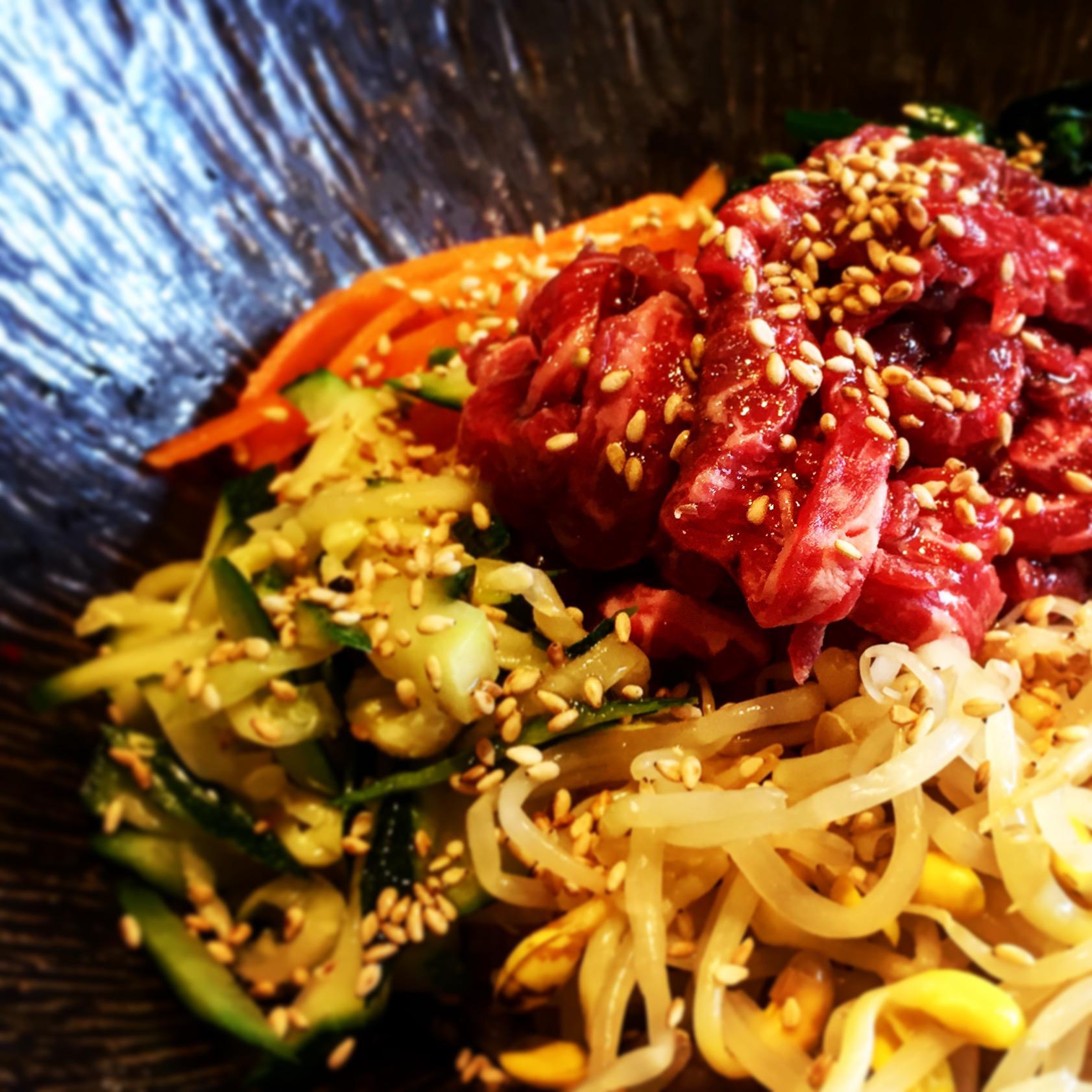 [한남동] 한와담 육회비빔밥