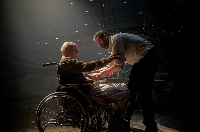 보았다, 로건; 늙음이 영웅마저도 애처롭게 할지라도