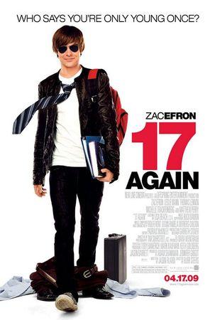17 어게인: 가족과 함께 즐겁게 볼 수 있는 영화