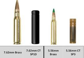 미국에서 개발중인 6.5mm 차세대 총알 -위키번역-