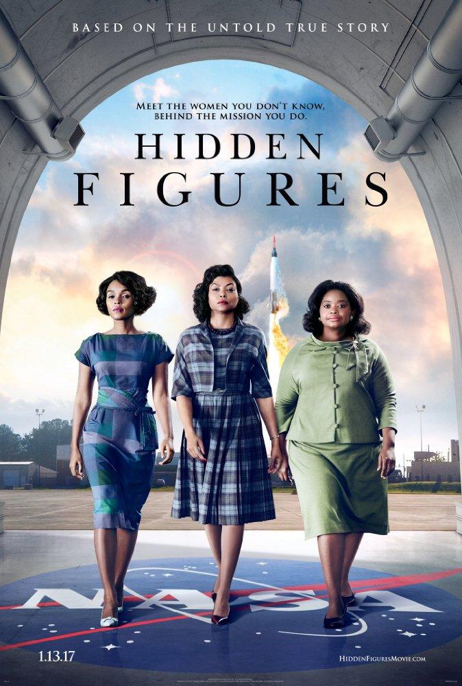 히든 피겨스 (Hidden Figures, 2016)