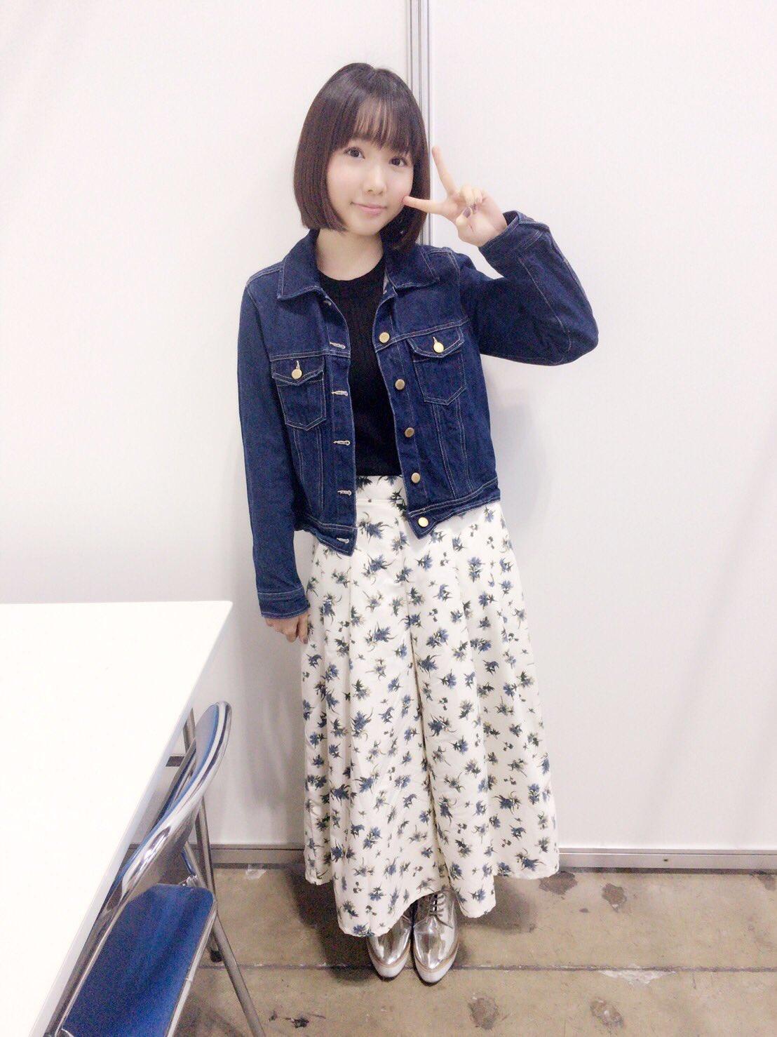 성우 키도 이부키의 사진, AnimeJapan2017에서