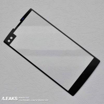 [루머] LG V30 전면 패널 유출