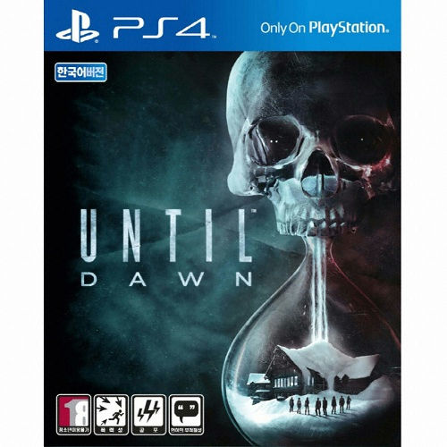 [PS4] 언틸 던(Until Dawn.2015)
