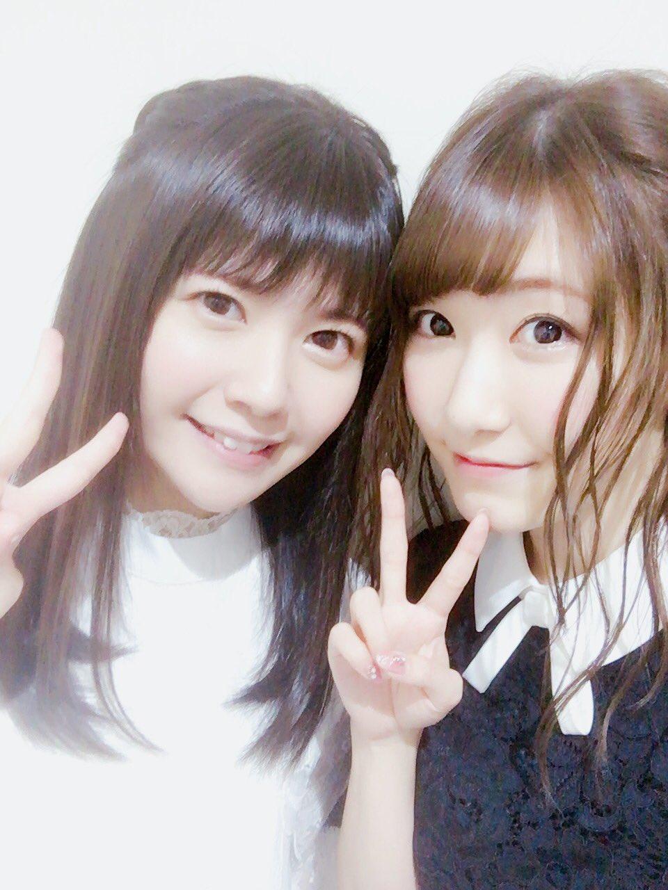 성우 히다카 리나가 자신의 트위터에 올린 사진, 타..