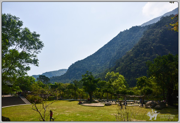 화련의 명소 타이로궈 太魯閣 풍경
