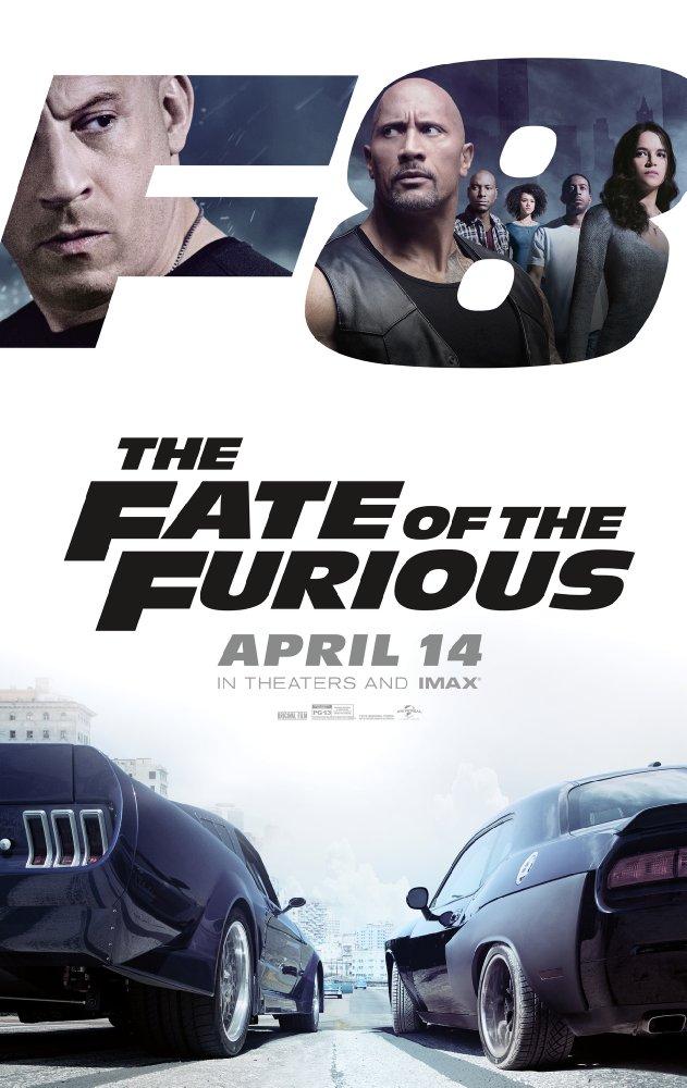 분노의 질주: 더 익스트림 (The Fate of the Furio..
