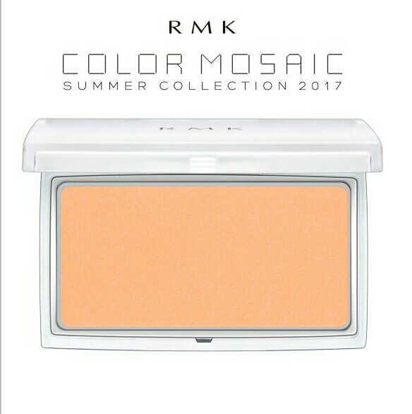 RMK Color Mosaic Summer Collection 2017 블러셔..