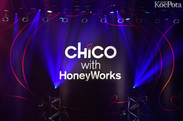 2017년 5월 2일 'CHiCO with HoneyWorks' 라이브..
