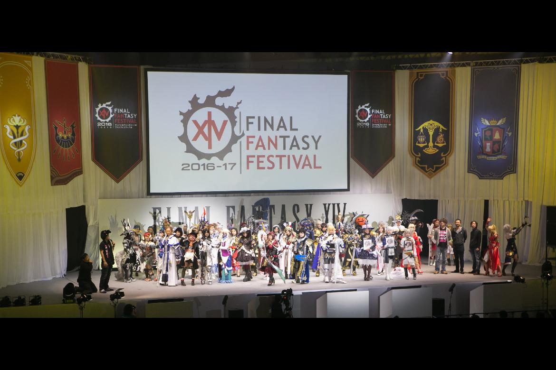 ff14 팬페스 서울 개최!