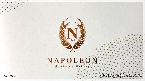 나폴레옹 : 키리쉬 쇼콜라 케이크