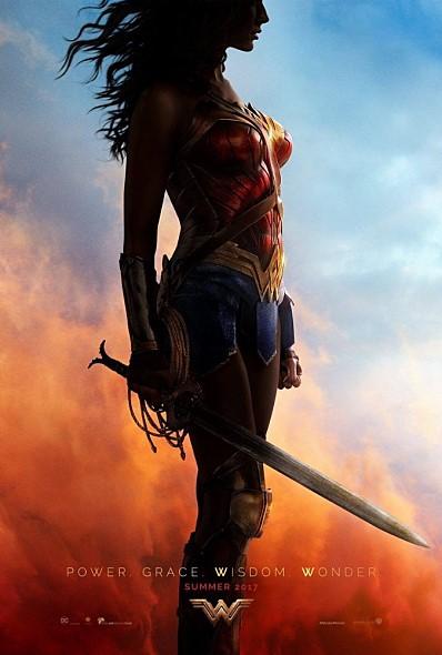 원더 우먼 (Wonder Woman, 2017)