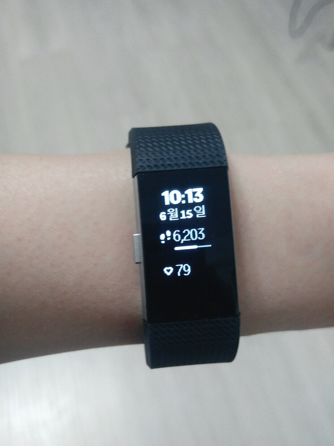 Fitbit Charge2 도착!!