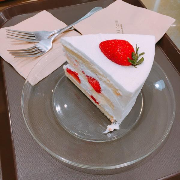 행복한 맛 도레도레 케이크