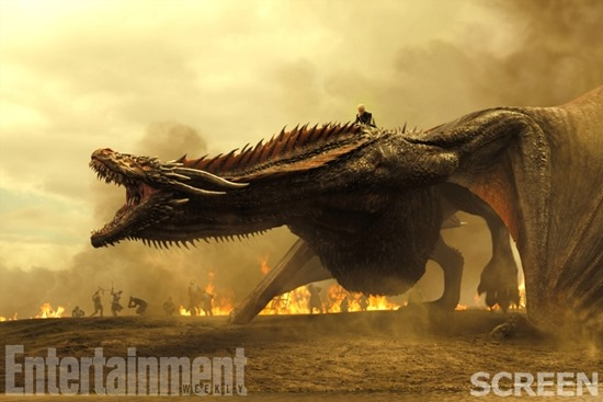 왕좌의 게임(Game of Thrones) 시즌 7과 첫 회..
