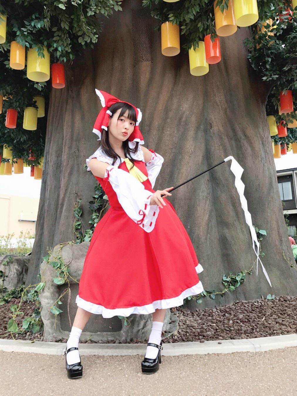 성우 우에사카 스미레의 사진, 세계 코스프레 서밋 201..