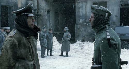 어느 도이칠란트 군인의 군복무경력