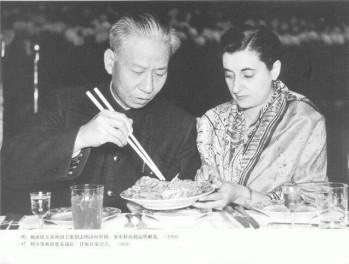 1950년대, 베트남에 파견된 중국 고문단