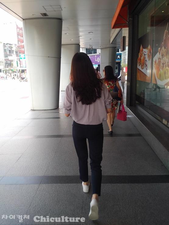 한국대학생들 대만인턴기업 방문기