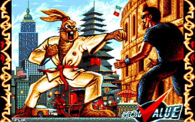 [DOS] 닌자 토끼 2 (International Ninja Rabb..