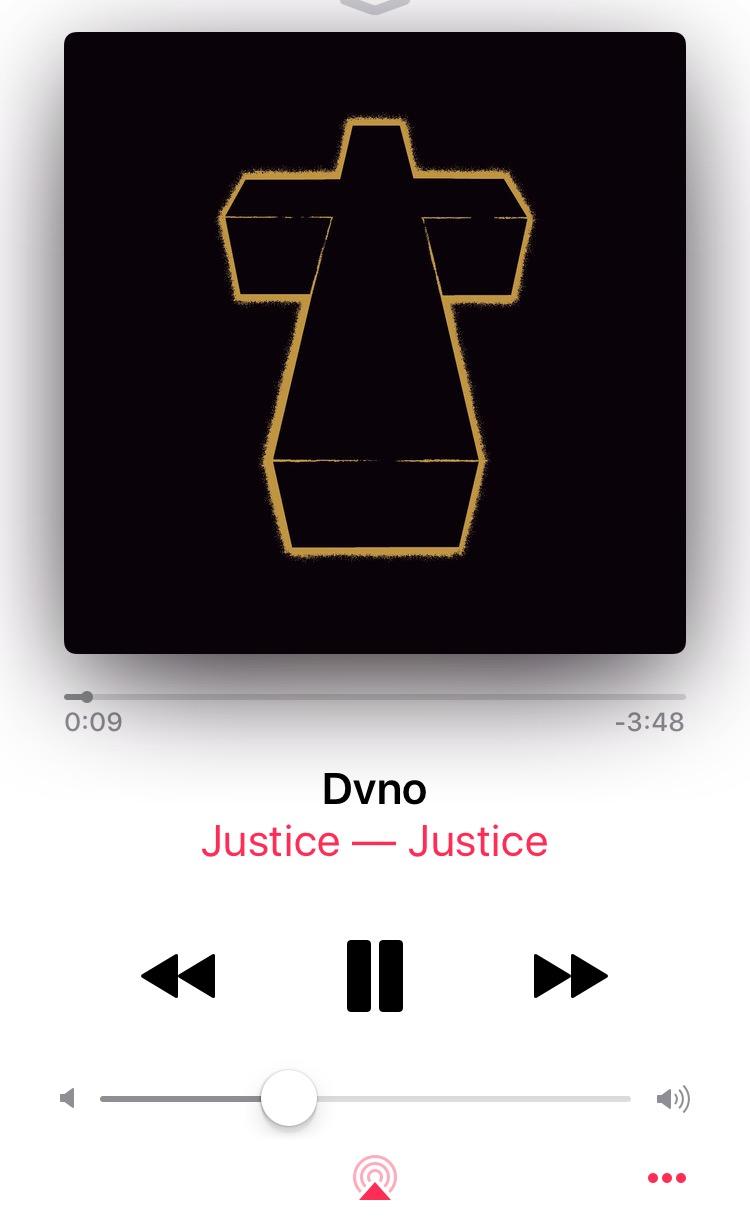 Dvno - Justice