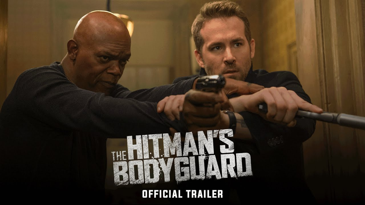 The Hitman's Bodyguard: WTF!