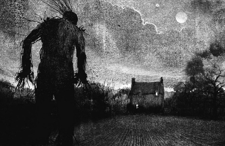 A Monster Calls: About a boy (or a monste..