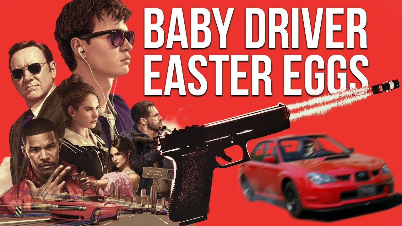 Baby Driver: Crime doesn't pay. (revised)