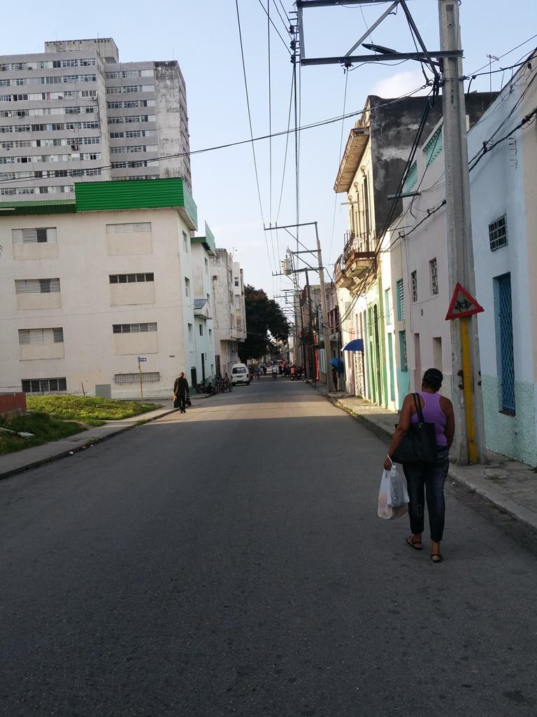[쿠바] 센뜨로 아바나(Centro Habana) 주변 풍경