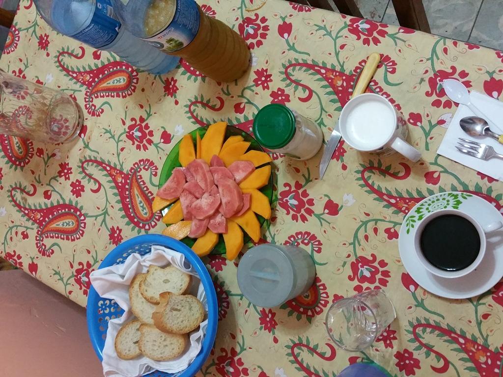 [쿠바] 까사(Casa)에서의 아침 식사