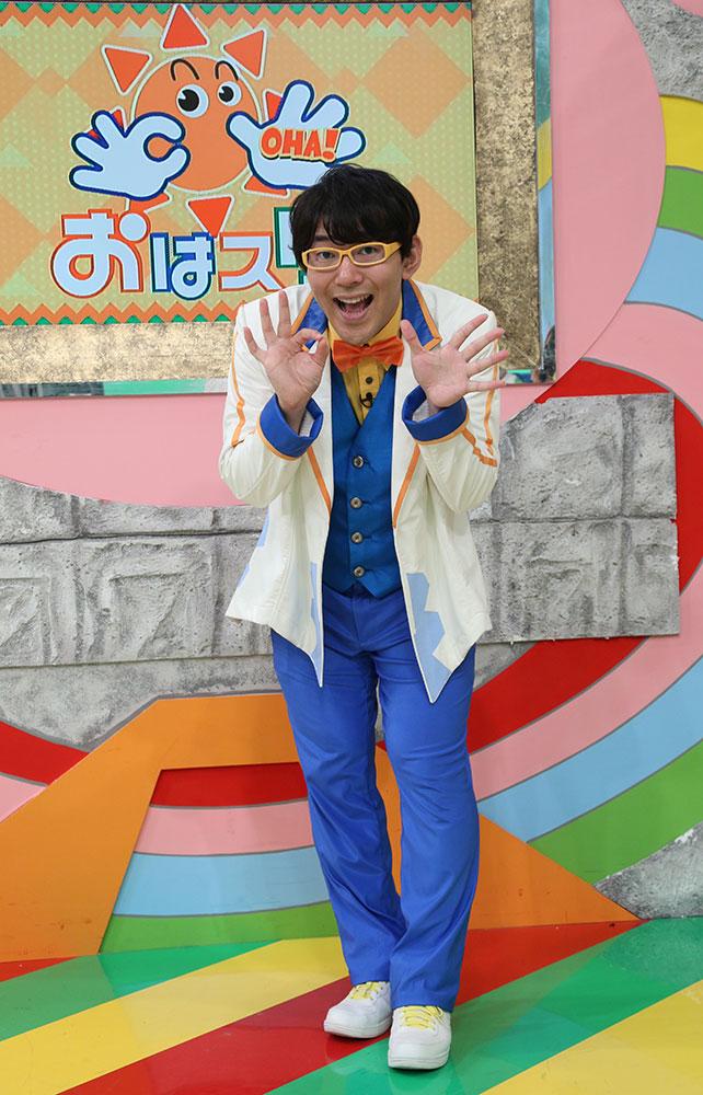 성우 오노 유키, 어린이 버라이어티 프로그램 '오하..