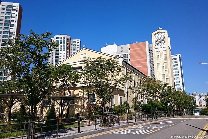 성당 여행; 서울 도림동성당