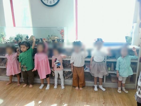 새 어린이집 일주일, 준비물들, 첫소풍