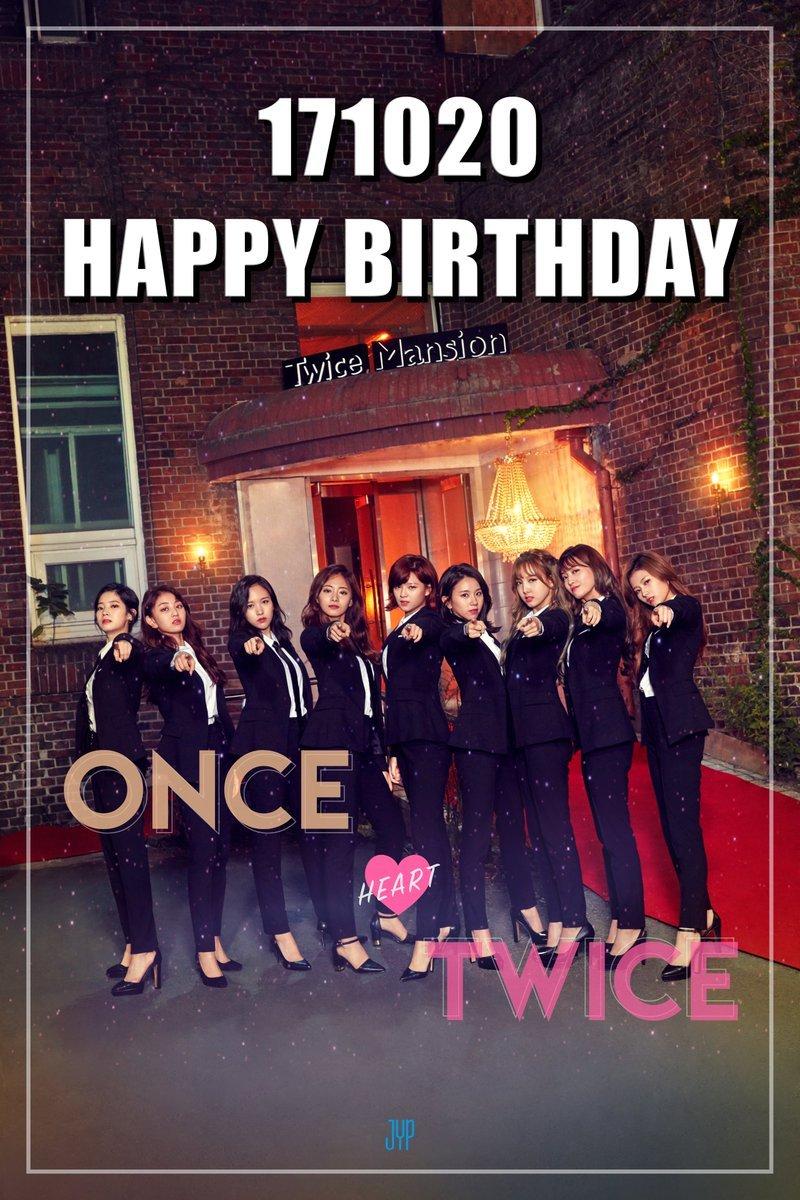 Happy Twice-day!