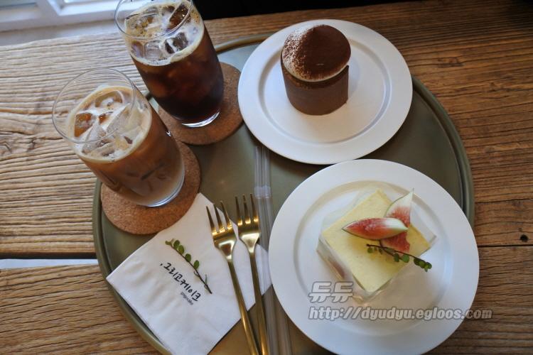 김포 카페(케이크맛집!) 그리고케이크 무화과숲..