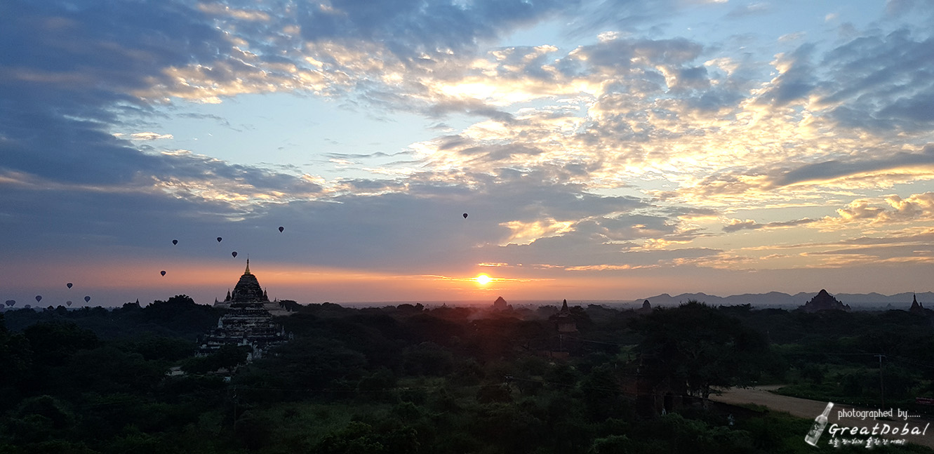 미얀마 양곤, 바간 여행기