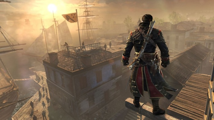 `어쌔신 크리드(Assassin's Creed)` 씨리..
