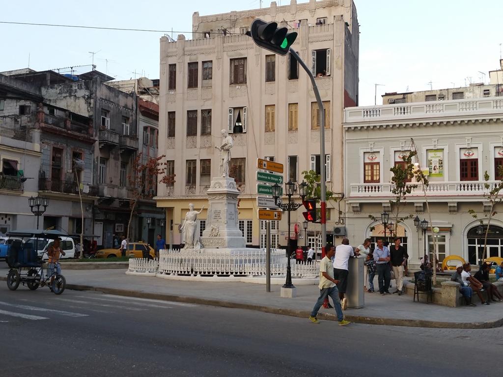 [쿠바] Paseo del Prado(쁘라도 거리)