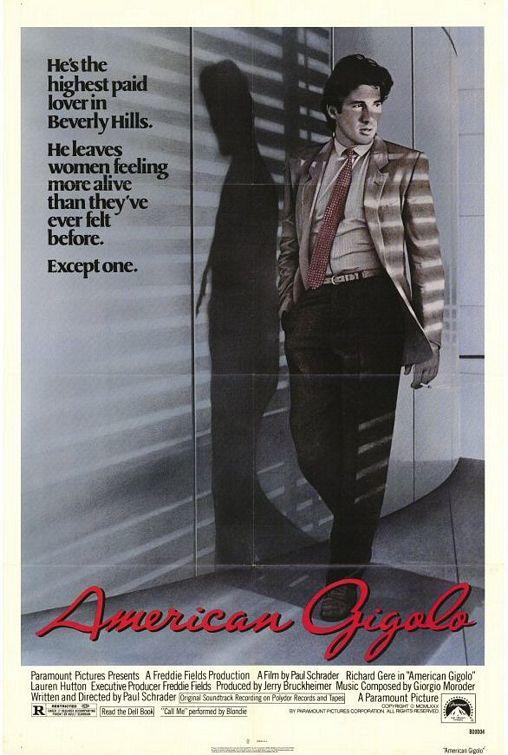 아메리칸 지골로 American Gigolo, 1980 제작