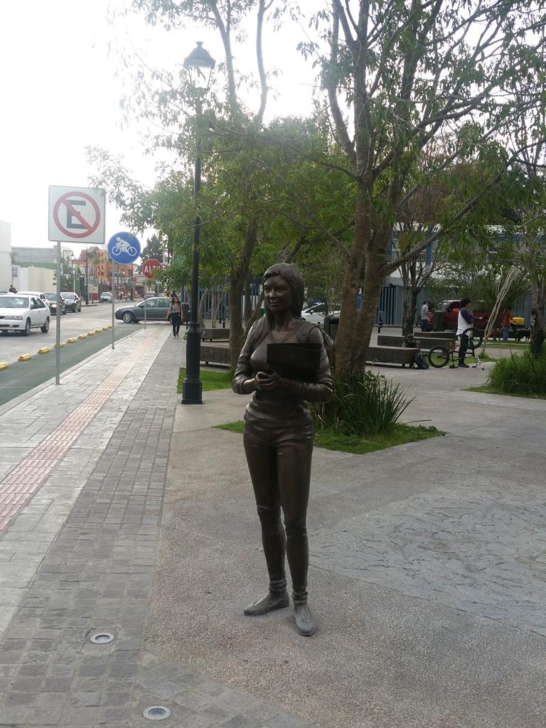 [멕시코] Plaza del Estudiante