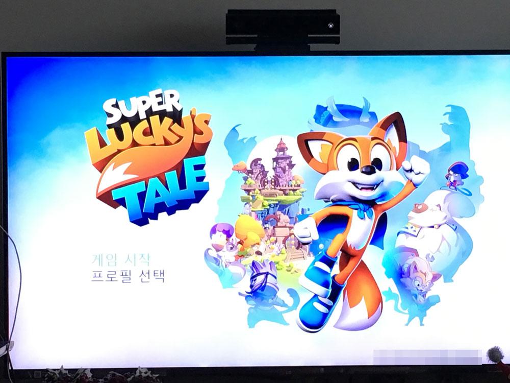 [Xbox One] 슈퍼 럭키즈 테일/디즈니랜드/러쉬..