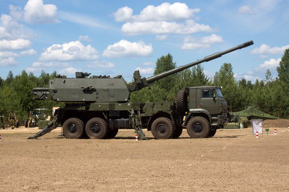 2S35-1 Koalitsiya-SV-KSh
