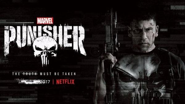 The Punisher (퍼니셔): 시원시원하다!