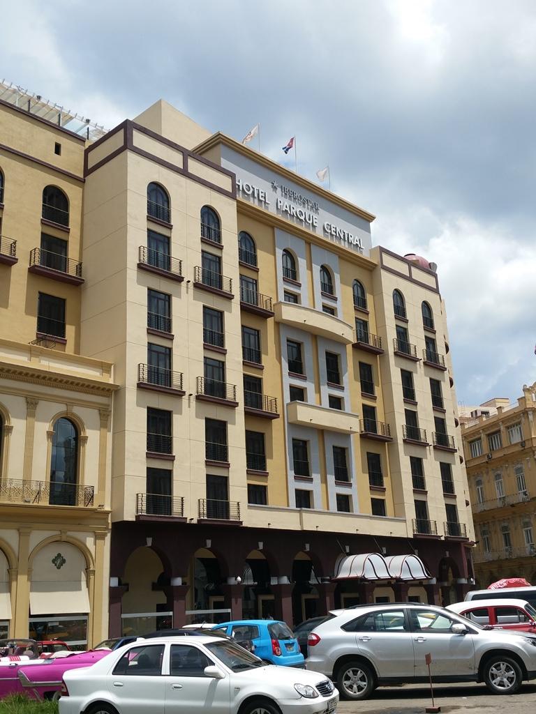 [쿠바] Hotel Parque Central