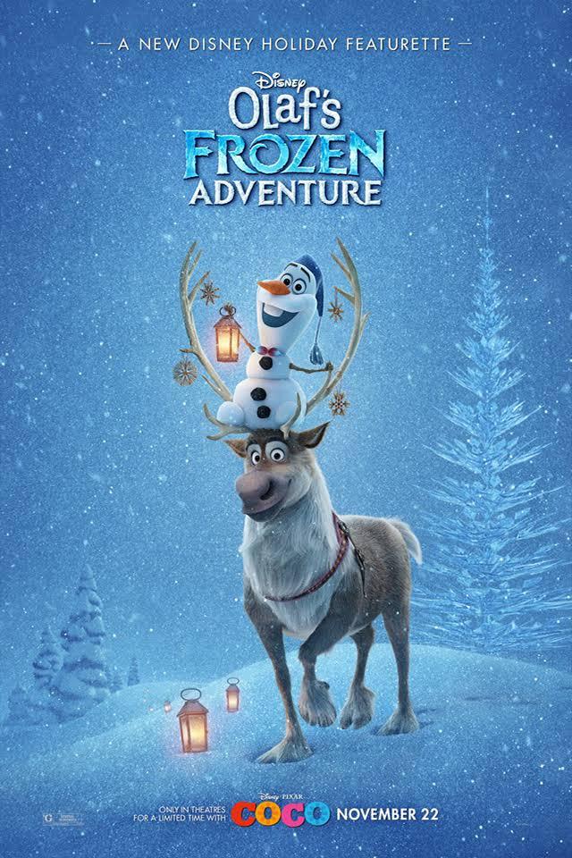 올라프의 겨울왕국 어드벤처(Olaf's Frozen Adve..