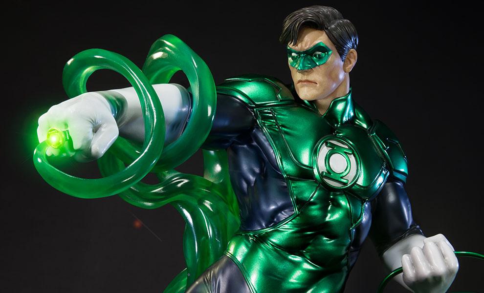 Sideshow Green Lantern Statue (Hal Jord..